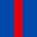 4x Red / 1x Royal Blue
