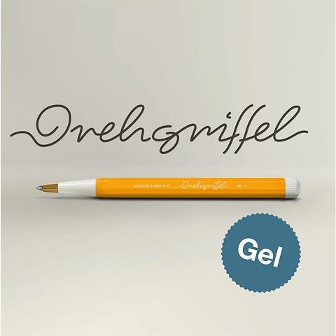 Drehgriffel Nr. 1 with gel refill