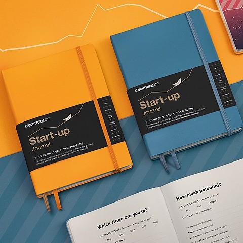 Start-up Journal, English