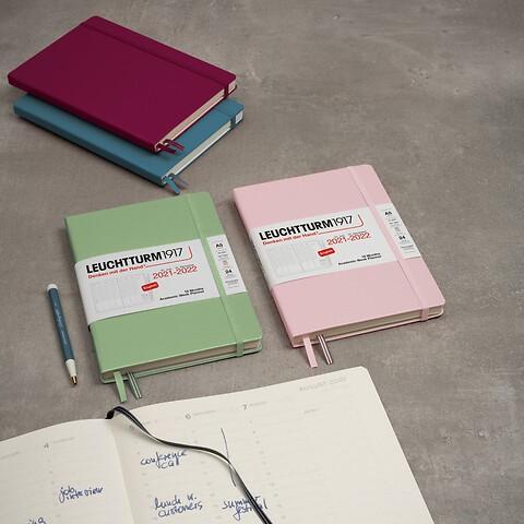 Academic Week Planner 18 months, German