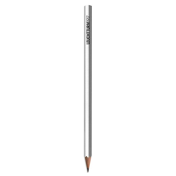 Pencil HB, LEUCHTTURM1917, Silver