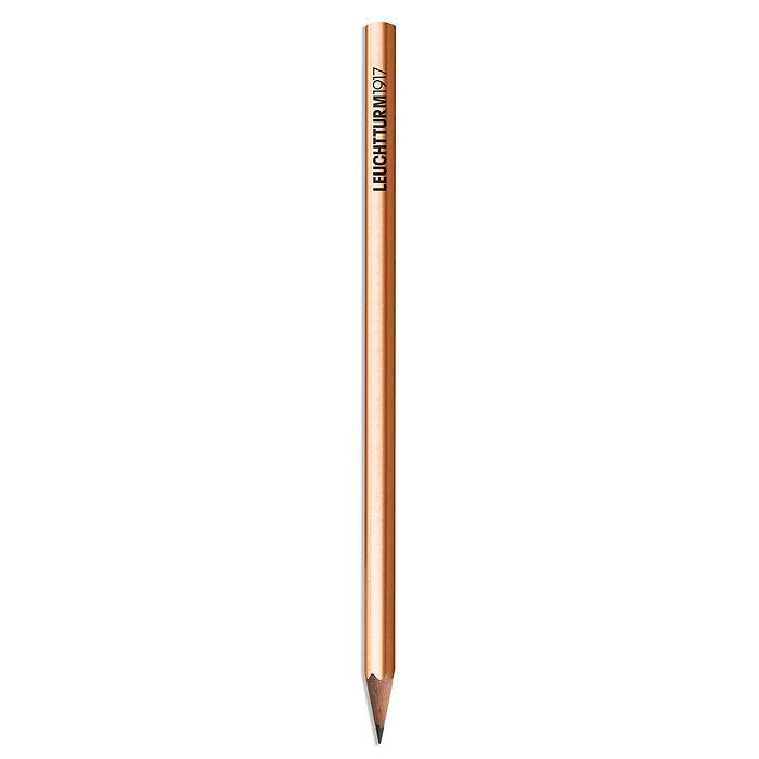 Pencil HB, LEUCHTTURM1917, Copper