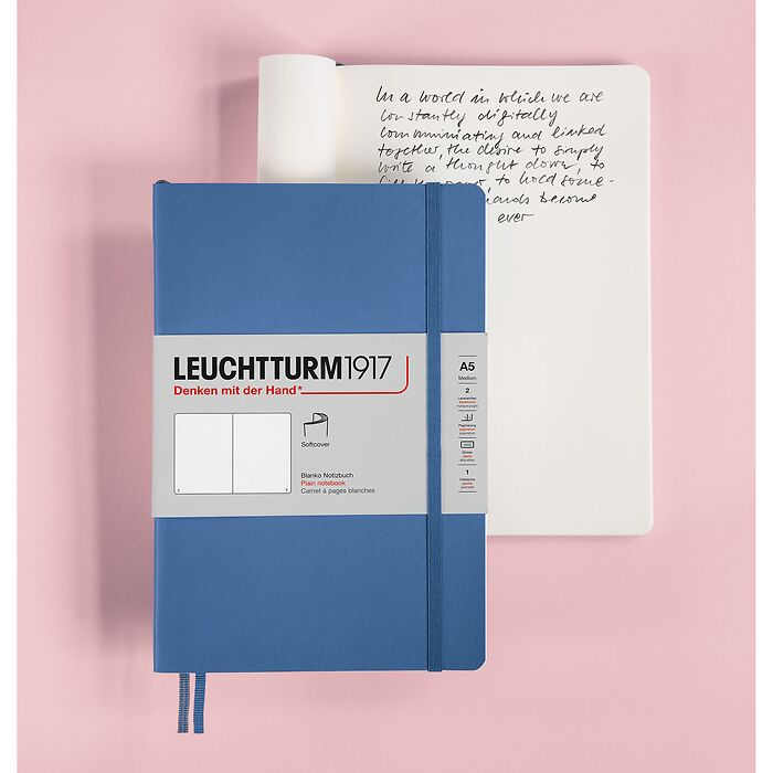 Notebook Muted Colours