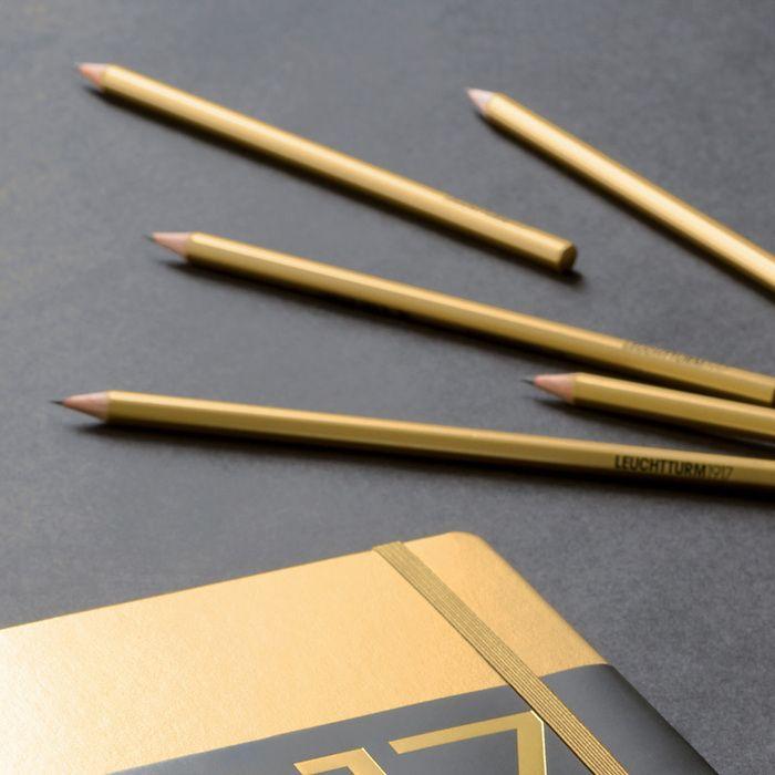 Pencils 1917 Metallic Edition